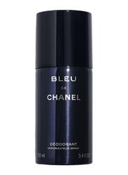 Chanel Bleu De 100ml Deodorant Spray for Men
