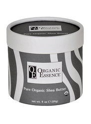 Organic Essence Pure Organic Shea Butter Body Lotion for Kids & Adults, 114g