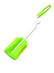 Pigeon 2 Way Sponge Brush, Green