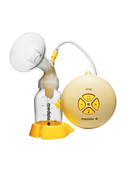 Medela Swing Single Electric Breast Pump, Yellow