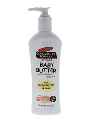 Palmers 250ml Cocoa Butter Formula Baby Body Lotion