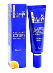 Fair & White Exclusive Gel Cream, 30ml