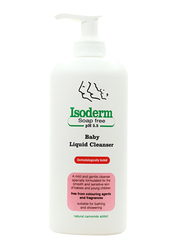 Isoderm 500ml Baby Liqiud Cleanser
