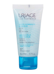 Uriage Gentle Jelly Face Scrub, 50ml