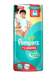 Pampers Baby Dry Pants, Size XL, 12-17 kg, 44 Count