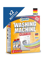 Spin Washing Machine Cleaner, 2 Bottles, 500ml