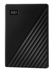 Western Digital 2TB My Passport Hard Drive , WDBYFT0020BBK-WESN, Black