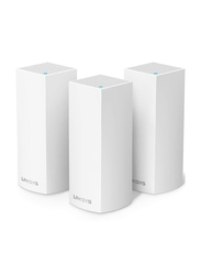 Linksys Velop Whole Home Mesh Wi-Fi System Router, 3-pack, WHW0303