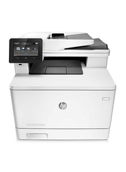 HP Color LaserJet Pro MFP M377DW Printer, Grey