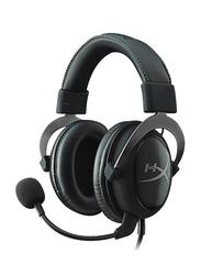 HyperX Cloud II Gaming Wired Over-Ear Headset, Black