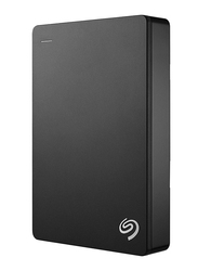 Seagate 4TB Backup Plus Portable Drive , STDR4000300, Black