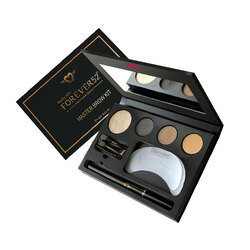 Forever52 Master Brow Kit Multicolour, MBK001 Multicoulor