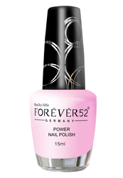 Forever52 Power Nail Polish Brown, PNP019 Pink