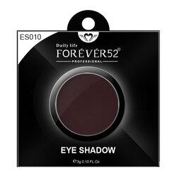 Forever52 Matte Single Eyeshadow, ES010 Burgundy