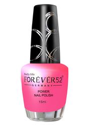 Forever52 Power Nail Polish Brown, PNP030 Pink
