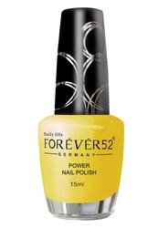 Forever52 Power Nail Polish Brown, PNP035 Green