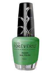 Forever52 Power Nail Polish Brown, PNP009 Green