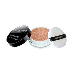 Forever52 Translucent Shiny Loose Powder, GLS005 Gold