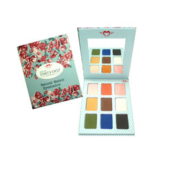 Forever52 9-Color Natural Matte Eyeshadow Palette, FME005 Multicolour