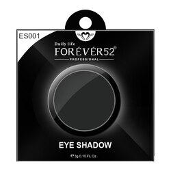 Forever52 Matte Single Eyeshadow, ES001 Black