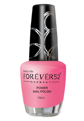 Forever52 Power Nail Polish Brown, PNP011 Pink