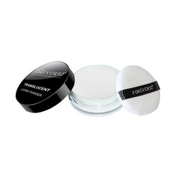 Forever52 Translucent Shiny Loose Powder, GLS001 Silver