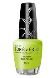 Forever52 Power Nail Polish Brown, PNP049 Green