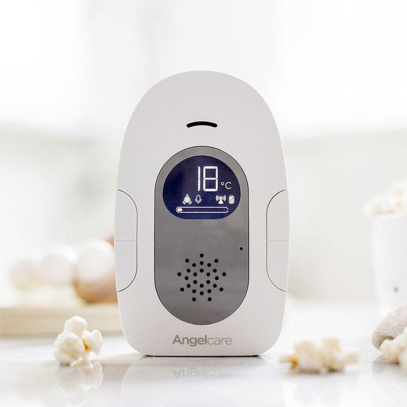 Angelcare AC110 Digital Sound Baby Monitor, White ...