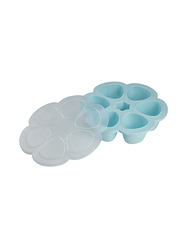 Beaba Silicone Multiportions Set, 150ml, 6 Piece, Blue