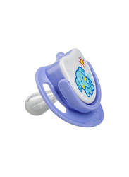 Pigeon Silicone Step-2 Pacifier, Elephant, Purple
