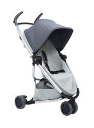 Quinny Zapp Flex Plus Single Stroller, Graphite on Grey