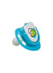 Pigeon Silicone Step-2 Pacifier, Aeroplane, Blue