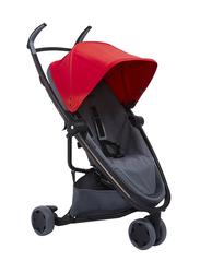 Quinny Zapp Flex Single Stroller, Red on Graphite
