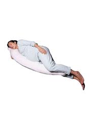 My Brest Friend 3 In 1 Pregnancy Body Pillow, White