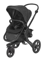 MaxiCosi Nova 3 Wheels Travel System Stroller, Nomad Black