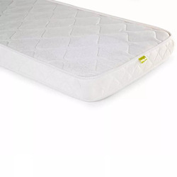 Childhome Tipi Cot Bed Basic Mattress Polyeter 90 x 200cm, White