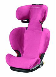 Maxi-Cosi Rodi XP Fix Summer Cover Car Seat, Pink