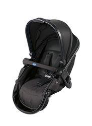 Chicco Extra Additional Seat for Fully Stroller, Black Night