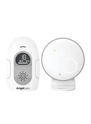 Angelcare AC110 Digital Sound Baby Monitor, White