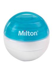 Milton Mini Portable Sterilizing Soother , Blue