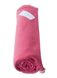 Bebitza Antibacterial Baby Wraps, Dark Pink