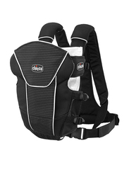 Chicco Ultrasoft Limited Edition Baby Carrier, Genesis, Black