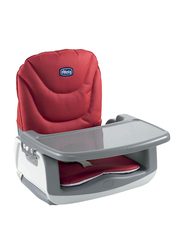 Chicco Up To 5 Booster Seat, Scarlet