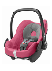 Maxi-Cosi Pebble Plus and Rock Summer Cover Car Seat, Pink