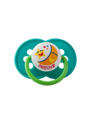 Pigeon Rubber Pacifier Orthodontic, Green
