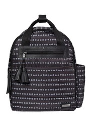 Skip Hop Riverside Ultra Light Backpack, Black Dot