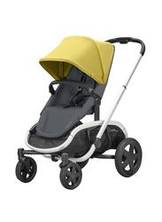 Quinny Hubb Single Stroller, Ochre on Graphite