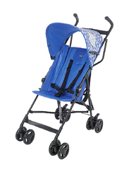 Chicco Snappy Single Stroller, Blue whales