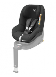 Maxi-Cosi Pearl Smart I-Size Car Seat, Black Grid