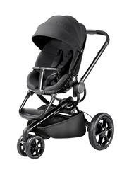 Quinny Moodd Single Stroller, Black Devotion